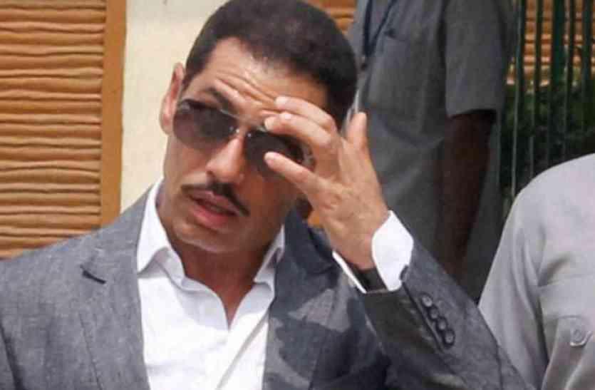 राबर्ट वाड्रा ने राजस्थान सरकार की मंशा पर उठाया सवाल, कहा- परेशान करने के लिए CBI को बनाया जरिया