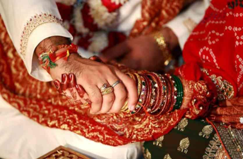 प्यार के आगे मजहब की दीवारें भी नहीं आ सकी आड़े, धर्म बदलकर हिंदू लड़की से रचाई शादी