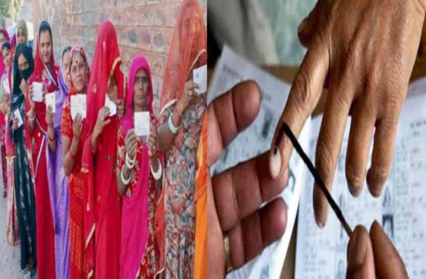 राजस्थान विस चुनाव: राजनीतिक दलों के साथ-साथ निर्वाचन आयोग की तैयारी भी तेज, बनेंगे 10 हजार नए मतदान केंद्र
