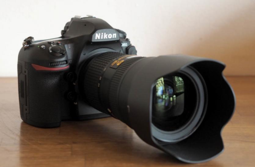 निकॉन ने उतारा 45.7 MP लैंस वाला फुल फ्रेम D850 DSLR कैमरा, जानिए कीमत