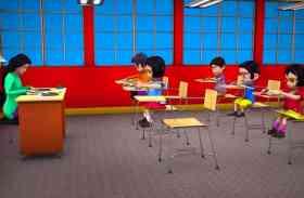 निजी स्कूल की राह पर सरकारी स्कूल