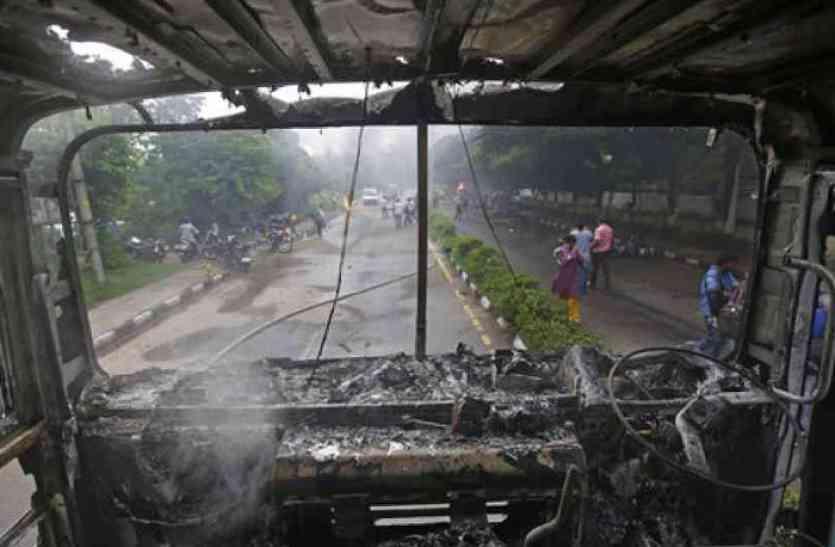 डेरा विवाद में पंचकूला में गिरफ्तार लोगों की सूची जारी, हिंसा फैलाने वालों में 8 हनुमानगढ़ के