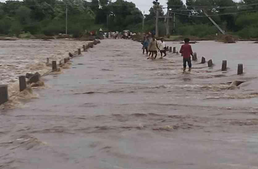 राजस्थान के दक्षिण पूर्वी आैर उत्तर पूर्वी जिलों में 48 घंटे में तेज बारिश की संभावना