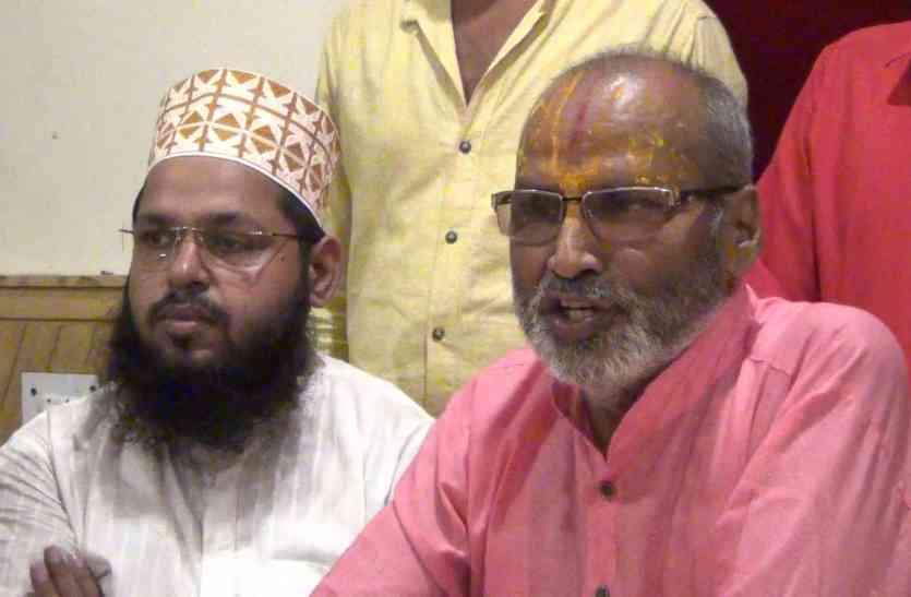 बड़ी खबर : शिया समुदाय के बाद अब किछौछा शरीफ के सुन्नी धर्मगुरु ने कहा जहाँ विराजमान हैं रामलला वही बनना चाहिए राम मंदिर