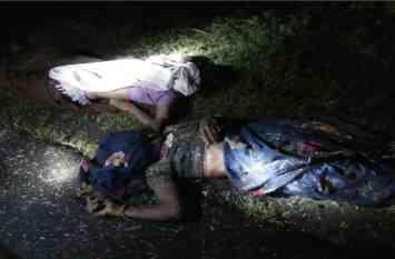 मध्यप्रदेश के रतलाम में ट्रैक्टर-ट्रॉली पलटी, 5 श्रद्धालुओं की मौत, 17 घायल