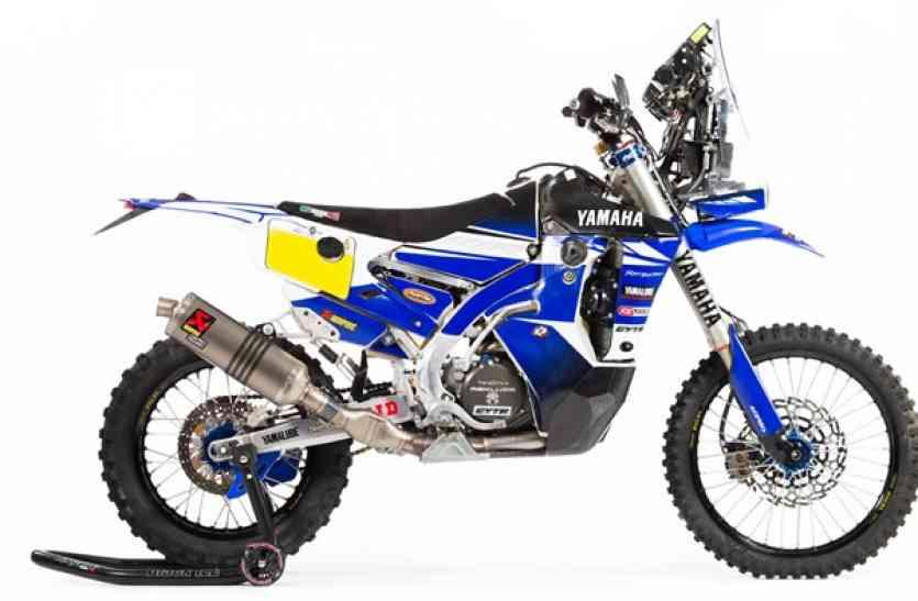 यामाहा ने लॉन्च की रेसिंग बाइक WR450F Rally Replica, जानें क्या है खास