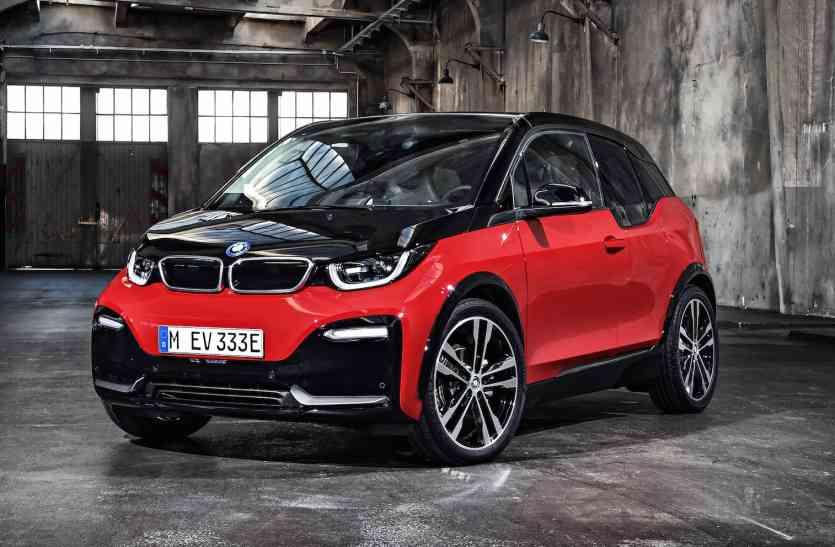 BMW ने लॉन्च की पॉवरफुल इलेक्ट्रिक कार i3s, 6.8sec. में पकड़ती है 100km/h की स्पीड