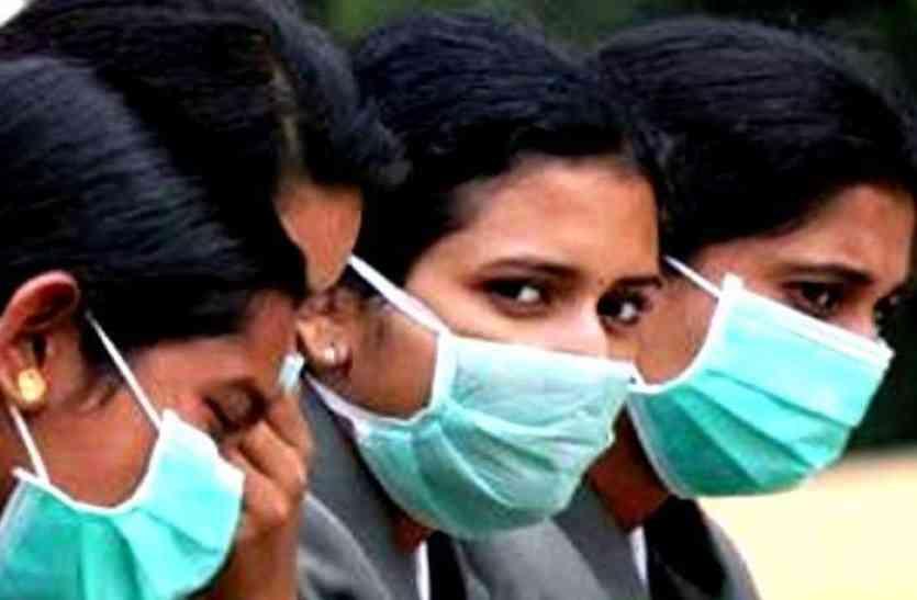 राजस्थान में स्वाइन फ्लू का कहर, अगस्त में आए रिकाॅर्ड तोड़ मरीज