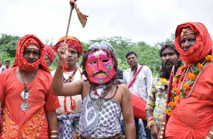 मेवाड़ के इस लोकनाट्य के प्रति विदेशी मेहमानों ने भी जताई चिंता, कम होते जा रहे हैं कलाकार