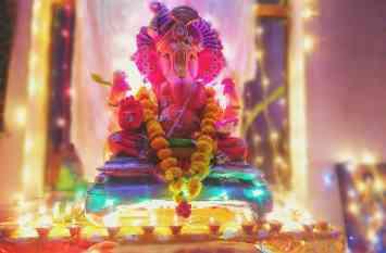 Abstract of Ganesha-1, कोटा में गणेशोत्सव की धूम...देखिए तस्वीरें