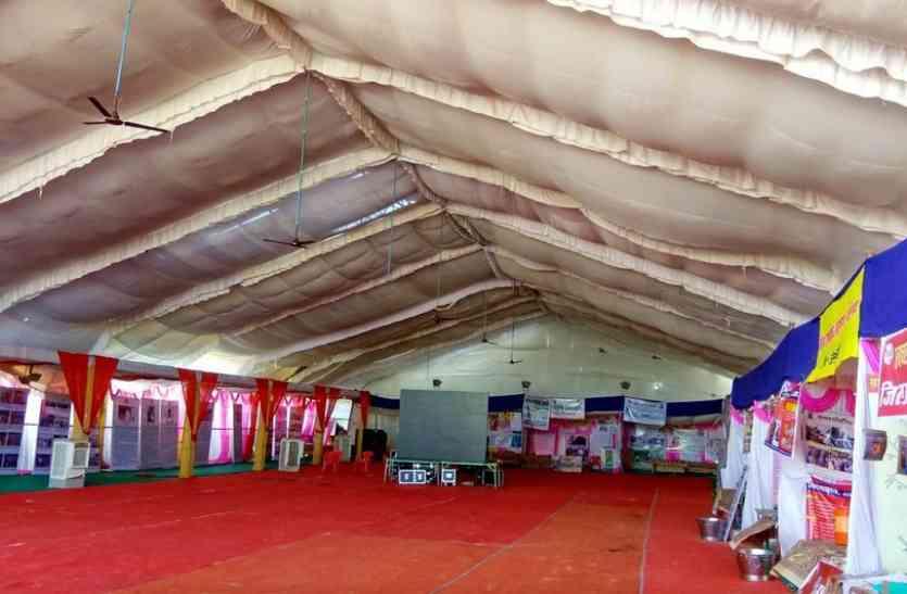 Jaisalmer video- कौन करे सरकारी गुणगान!,  जिला प्रशासन की प्रदर्शनी में नदारद जिम्मेदार