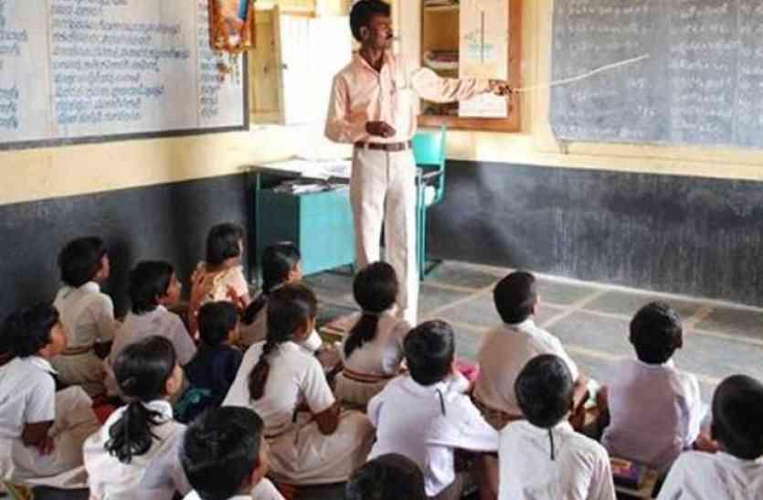 शिक्षक भर्ती 2017, निदेशालय संस्कृत शिक्षा राजस्थान, जयपुर ने टीचर लेवल -1  के 1820 पदों पर सीधी भर्ती निकाली