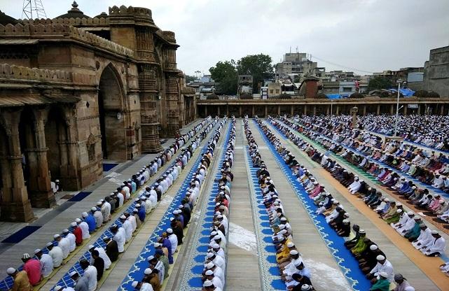 eid namaz pray