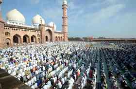 देश भर में मनाई गई ईद