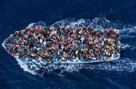 मौत का समुद्र पार करने के चक्कर में 3 साल में  8500 लोगों की मौत