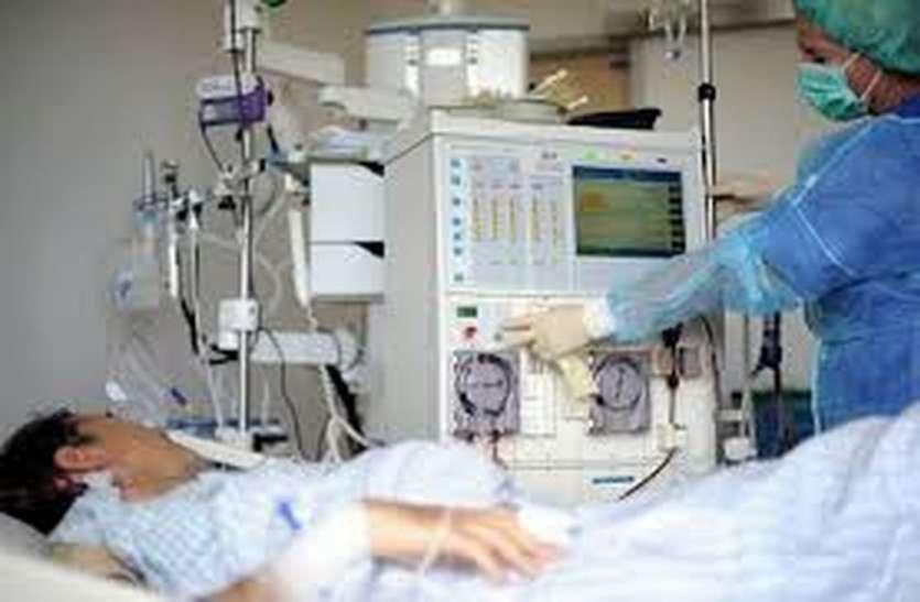 शहर में अटकी सैकड़ों गुर्दा रोगियों की सांसें, हाफते पहुंच रहे जबलपुर-नागपुर, जानिये क्यों