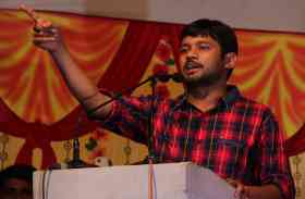 PM मोदी की काशी में छात्र नेता कन्हैया कुमार को नो एंट्री