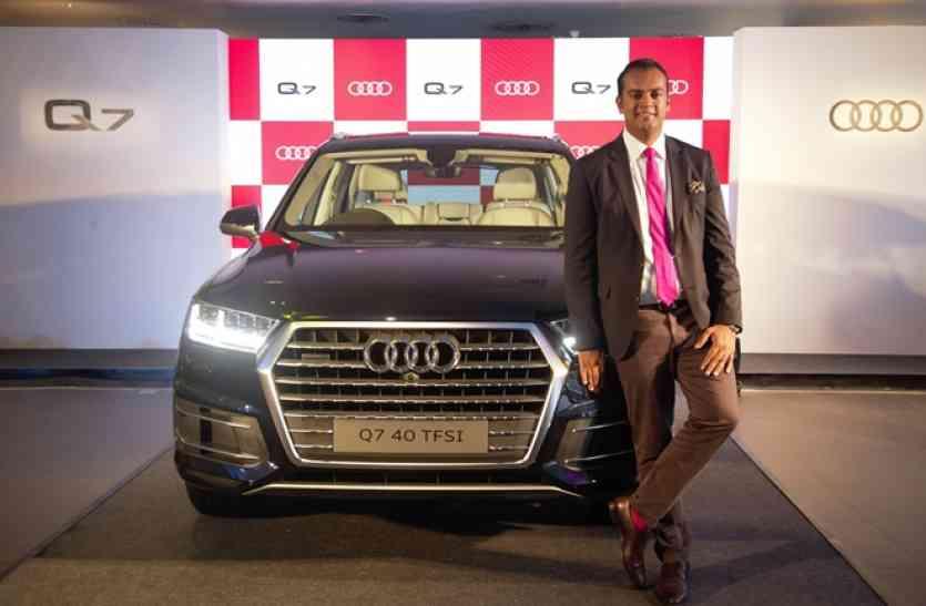 आॅडी ने भारतीय बाजार में लांच किया Q7 SUV का पेट्रोल वर्जन, जानें कीमत और फीचर्स