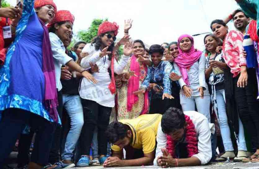छात्रसंघ चुनाव की आज होगी मतगणना, शहर में विजय जुलूस पर रहेगी रोक
