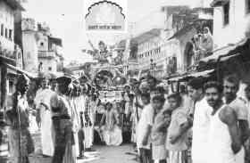 कोटा के गणेश मंडलः 70 साल पहले शुरू हुई थी जुलूस की परंपरा, देखिए एक्सक्लूसिव तस्वीरें