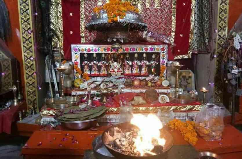 Jaislamer Video- जैसलमेर के देवीय मंदिरों में चतुर्दशी को हुए कार्यक्रम, देखिए वीडिओ