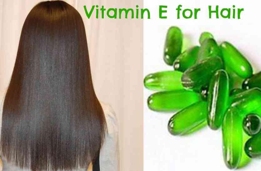 त्वचा की रौनक और बालों को घना करने में सहायक है विटामिन ई