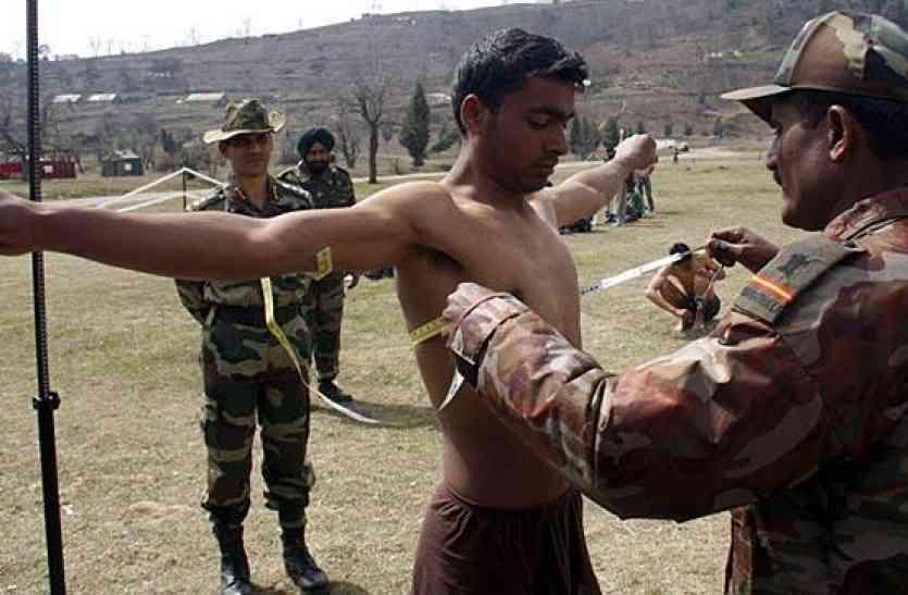 सेना भर्ती रैली 2017, सेना के भर्ती कार्यालय,दानापुर कैंट में सैनिकों के पदों पर 06 नवंबर से 18 नवंबर 2017 तक भर्ती, करें आवेदन