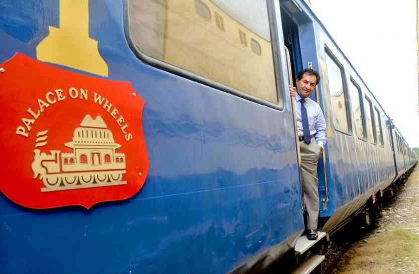 Jaisalmer Video- अब आप ट्रेन के इन रजवाड़ी शाही महल में कर सकेंगे सफर, जानिए कैसे?