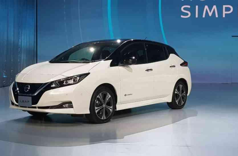 दमदार बैटरी के साथ लॉन्च हुई निसान की नई इलेक्ट्रिक कार Leaf, सिंगल चार्ज में चलेगी 400km