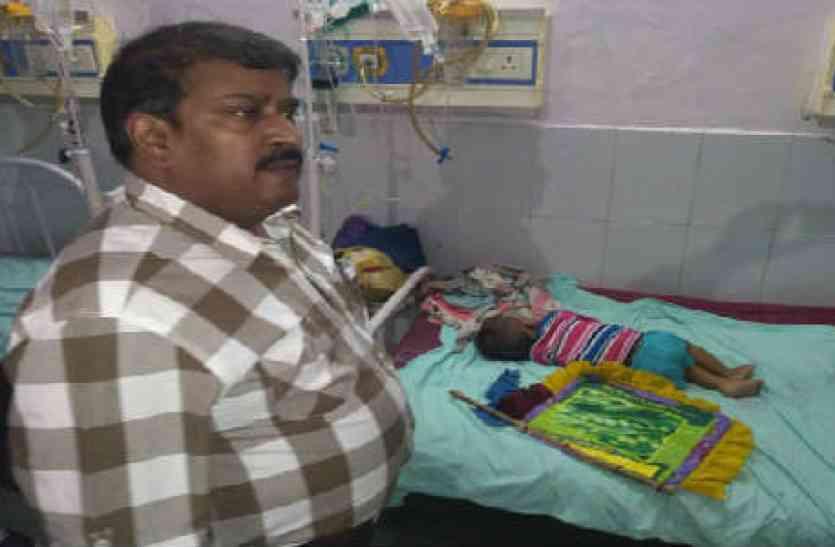अगस्त में बरेली के जिला अस्पताल में हुई 38 बच्चों की मौत