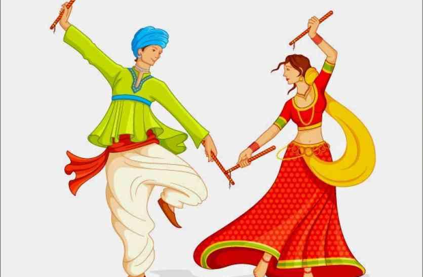 Navratri Dandiya Garba  Festival