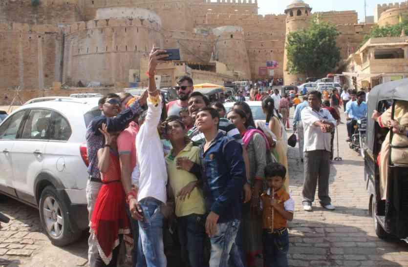 Jaisalmer Video- पत्रिका अभियान- सोनार को बचाना है-  सोनार दुर्ग के पर्यटन पर खतरे के बादल?