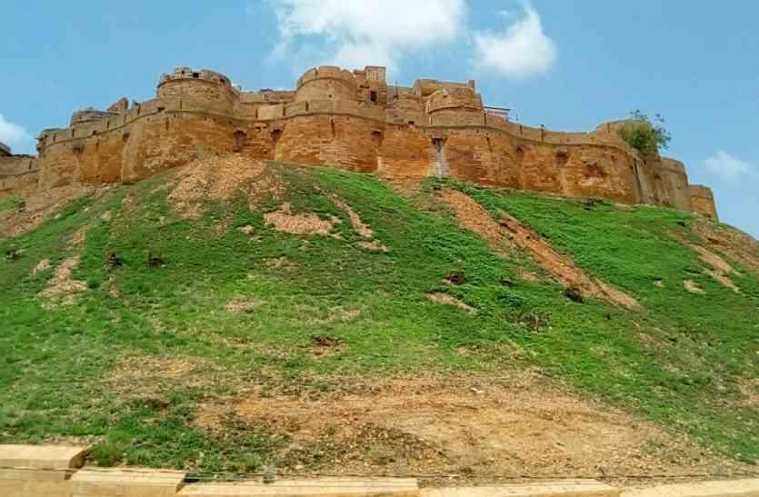 Jaisalmer video- पत्रिका अभियान-सोनार को बचाना है स्वच्छता से निखरेगी सोनार दुर्ग की आभा
