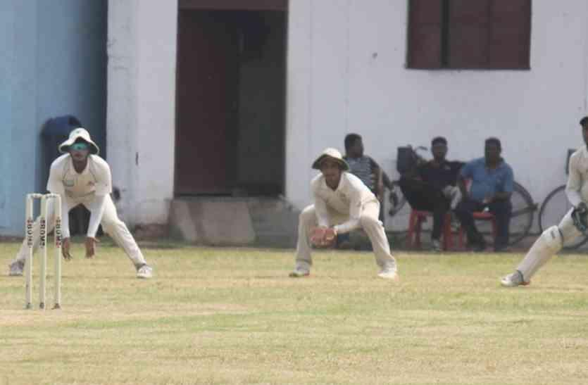 अंडर-१९ के सिलेक्शन मैच में ग्रुप सी ने ए को ६ विकेट से हराया