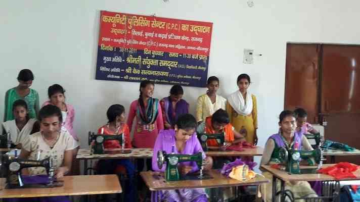 mirzapur sewing center