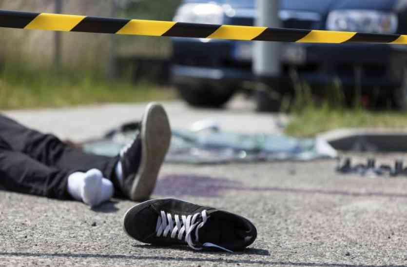 हादसा: बेकाबू ट्रक ने पुलिस टीम को कुचला, 5 की मौत, 2 गंभीर