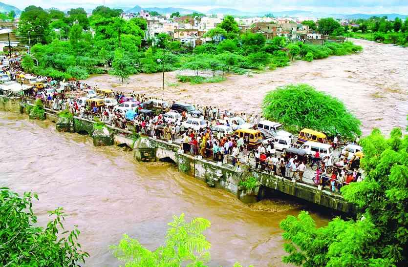 उदयपुर की आयड़ नदी को निखारने का रोड मेप तैयार, अब बदलेगी कायाकल्प