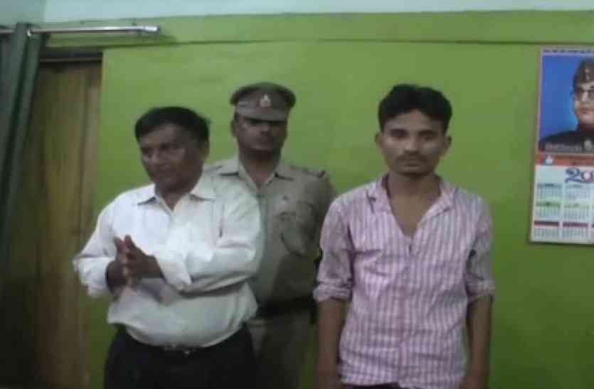 पत्नी को खत्म करने की दी सुपारी, पुलिस के हत्थे लगे आरोपी किलर