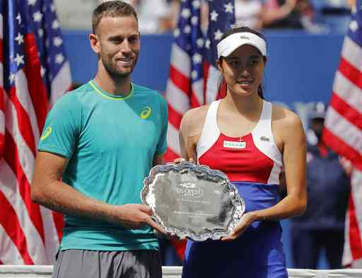 US OPEN : Martina Hingis completed her 25th Title