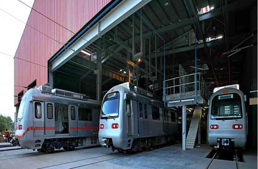 जयपुर मेट्रो फेज-2 के लिए राज्य सरकार लेगी फ्रांस के विशेषज्ञों की मदद,सीतापुरा से अम्बाबाड़ी के मेट्रो रूट में तलाशेगी खामियां