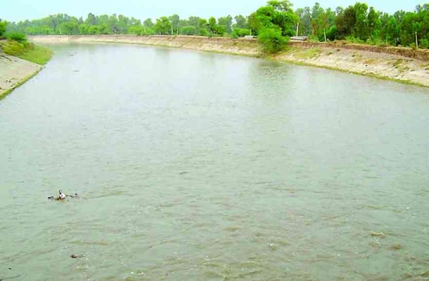 मध्यप्रदेश के बाद अब हाड़ौती के किसानों ने मांगा कोटा से पानी