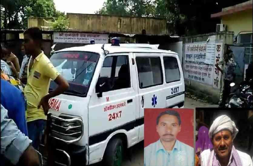 बाबा रामदेवरा के जागरण में घुसा लोडिंग टेम्पो, दो की मौत एक घायल