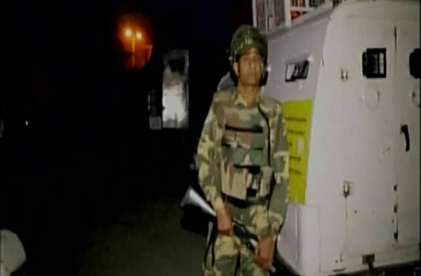 कश्मीर: कुलगाम मेें सुरक्षा बलों के साथ मुठभेड़ में हिज्बुल के दो आतंकी ढेर
