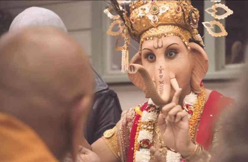 ऑस्ट्रेलियन कंपनी ने भगवान गणेश को बताया मांसाहारी, भारत ने जताया विरोध