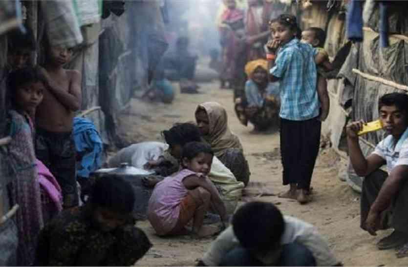 रोहिंग्या प्रकरण: बांग्लादेश का आग्रह, म्यांमार में हालात सुधार के लिए आगे आए भारत