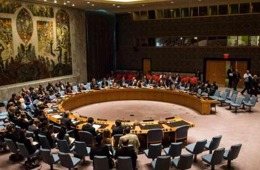 बम का असर : उत्तर कोरिया पर संयुक्त राष्ट्र ने लगाए प्रतिबंध