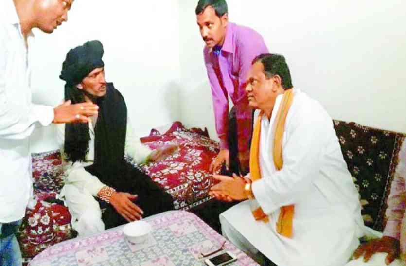 हरियाणा में राम रहीम तो छत्तीसगढ़ में कंबल वाले बाबा, जिनके मुरीद हैं गृहमंत्री रामसेवक पैकरा