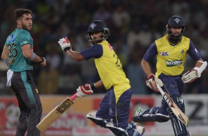 अमला और परेरा की ताबड़तोड़ बल्लेबाजी ने मुकर्रर की पाक की हार, सीरीज बराबरी पर