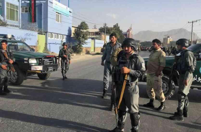अफगानिस्तान में स्टेडियम के बाहर बम धमाका, दो की मौत