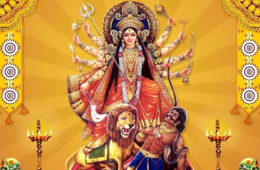 navratri 2017 नवरात्रि में लगाएं माता को ये नौ भोग, प्रसन्न होंगी देवी मां